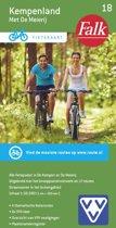 Falkplan fietskaart 18 - Kempenland 18