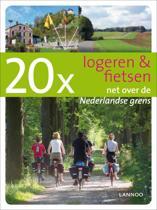 20x Logeren en fietsen