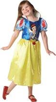 Prinsessenjurk Sneeuwwitje Storytime - Kostuum - Small - Maat 104-116