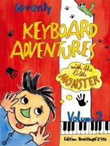 70 Keyboard Adventures with the Little Monster (2)