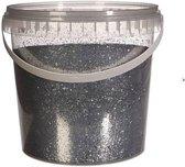 Glitter zilver 1 kg [IFS-23107]
