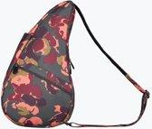 Healthy Back Bag S Mystic Floral Dark Olive