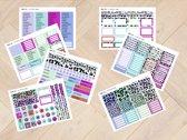 Planner Stickers algemeen 2006 voor Mascha Planner