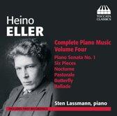 Eller: Compl. Piano Music Vol.4