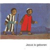 Miniboekje Jezus is geboren