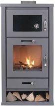 Livin' Flame Houtkachel Karlstad (met oven)