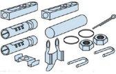 Ultraflex Accessoires voor motorbedieningskabels / K57