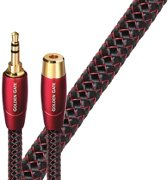 AudioQuest Golden Gate 3.5mm male- 3.5mm female 2m - (hoofdtelefoonkabel)