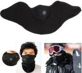 Motormasker Motor Masker Ski Skimasker Neopreen zwart 2 stuks