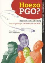 Probleemgestuurd medisch onderwijs - Hoezo PGO? Deelnemershandleiding voor de opleidingen techniek in het MBO (kwalificatieniveau 3 en 4)