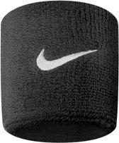 Nike Swoosh Polsband - Accessoires  - zwart - ONE