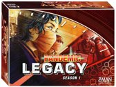 Pandemic Legacy Red - Bordspel - Engelstalig