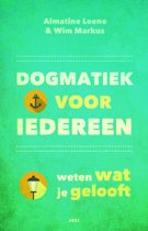 Boek cover Dogmatiek voor iedereen van Almatine Leene (Onbekend)