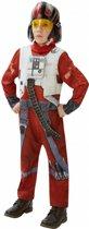 Poe X wing fighter deluxe kostuum voor kinderen Star Wars VII™ Verkleedkleding Maat 122 128