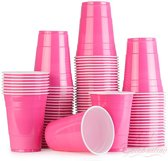 Red Celebration American Original Party Cups - 500 ml - Pink - 200 stuks