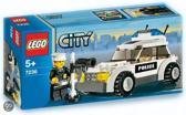 LEGO City Politiewagen - 7236