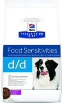 Hill'S Prescription Diet Canine D/D Duck & Rice Hondenvoeding - 12 kg