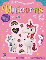 Unicorns Activity Book