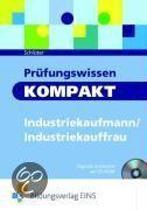 Prüfungswissen kompakt. Industriekaufmann/Industriekauffrau