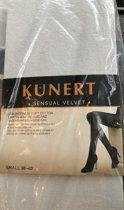 Kunert Sensual Velvet winterpanty 115 denier maat 44-46 kleur Beige