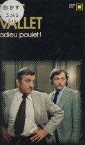Boek cover Adieu poulet ! van Raf Vallet (Onbekend)