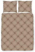 Romanette Lastrella dekbedovertrek Taupe Lits-jumeaux (270x200/220 cm + 2 slopen)