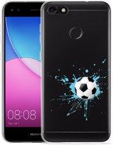 Huawei Y6 Pro 2017 Hoesje Soccer Ball