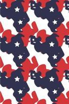 Patriotic Pattern United States of America 121