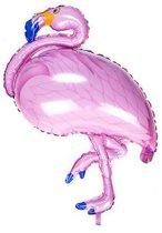 Folieballon XL - 105x51cm - Flamingo