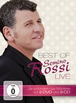 Best Of Semino Rossi Live (Deluxe Edition, 3Cd+2Dvd)