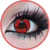 Naruto Sharingan ogen - Geo Medicals Circle Lens