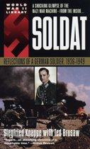 Boek cover Soldat van Siegfried Knappe (Paperback)