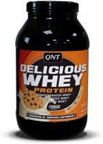 QNT Delicious Whey Protein Eiwitpoeder Eiwitshake 2.2kg Cookies