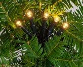 CBD Snoerverlichting LED - 3,5 m - Groen snoer - Fris wit