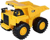 Toystate Caterpillar Big Rev Up Truck Geel 46cm
