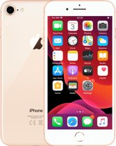 Apple iPhone 8 refurbished door Renewd - 64GB - Goud