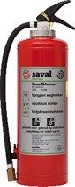 SAV brandbl Bioclass, 162mm, vulling schuim, netto 6kg, m/oph bgl