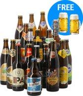Duitsland Pack XL - 18 flessen + 2 glazen