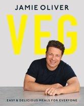 Boek cover Veg van Jamie Oliver