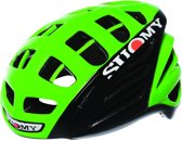 Gun Wind HV Helmet Green/Black