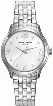 Pierre Cardin PC108162F04 - Horloge - Roestvrij staal - Roestvrij staal