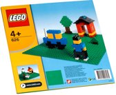 LEGO Bricks & More Groene Bouwplaat - 626