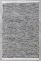 Vloerkleed MOMO Rugs Home Collection Teppe Black/White 200x300