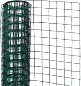 Gaas vierkant 13x13mm geplastificeerd 50cmx2,50m