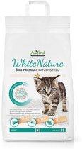 AniForte® WhiteNature ECO-PREMIUM Kattenbakvulling (8 Liter)
