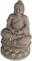 Deco Buddha aquariumbeeld