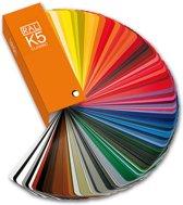 RAL K5 Classic - Gloss - Kleurenwaaier