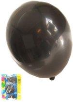 Kwaliteitsballon pastel zwart
