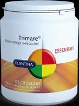 Plantina Trimare Visolie Omega-3 - 140 Capsules - Voedingssupplement
