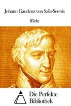 Werke von Johann Gaudenz von Salis-Seewis